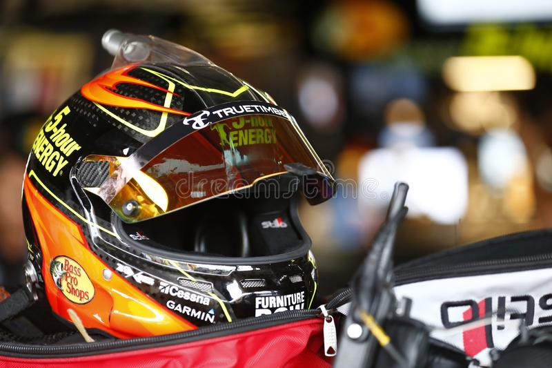 NASCAR: Глупец Outdoors 400 6-ое октября стоковое изображение