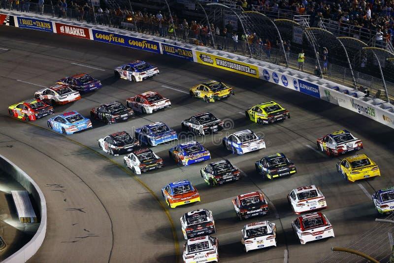 NASCAR: 9-ое сентября объединил автозапчасти в федерацию 400 стоковая фотография rf