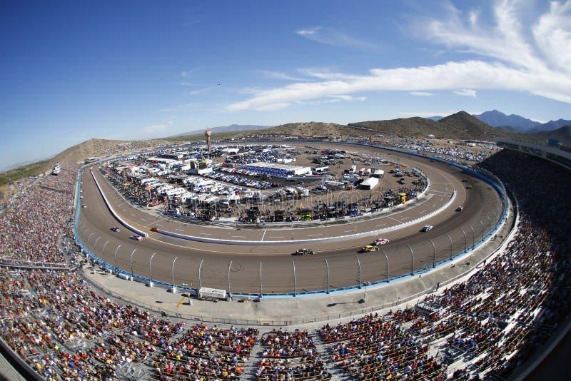 NASCAR :11月13日能是500k 免版税图库摄影