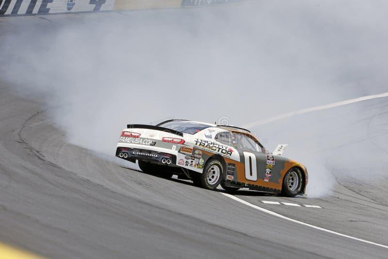 NASCAR :300 5月26日Alsco 库存照片