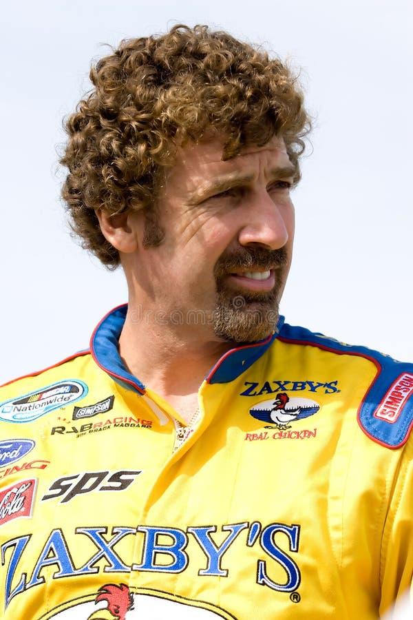 NASCAR: 08 augustus Zippo 200 bij de Nauwe vallei royalty-vrije stock afbeeldingen