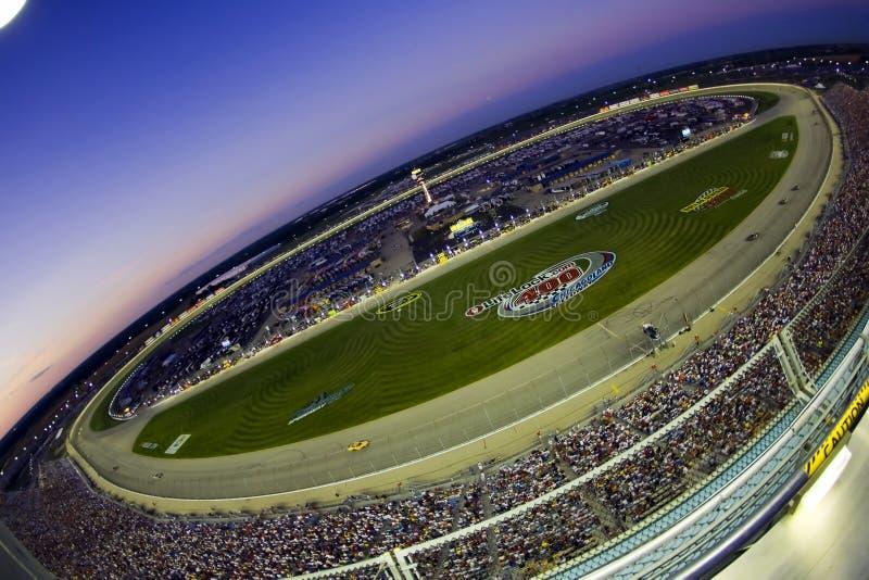 NASCAR: 11 juli LifeLock.com 400 stock afbeelding