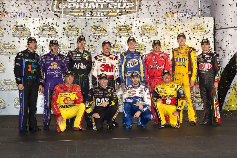 NASCAR: 11. September-Luft-Abdeckung 400 lizenzfreies stockfoto