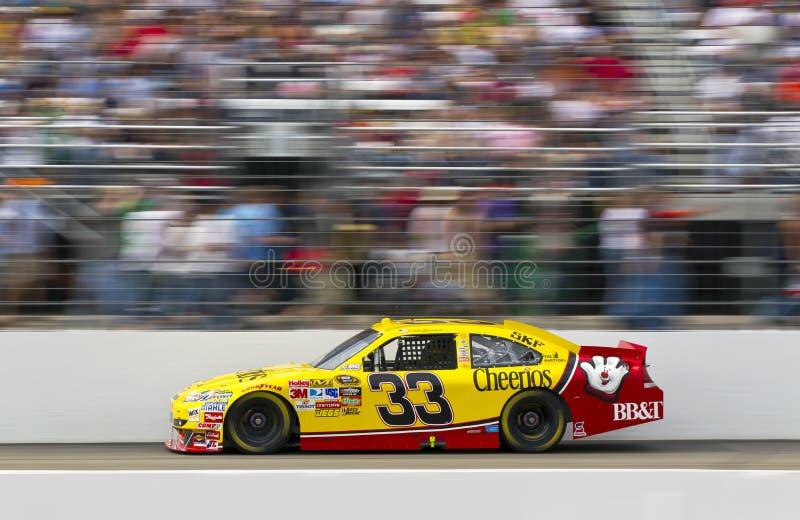 NASCAR: 19 sep Sylvania 300 stock foto's