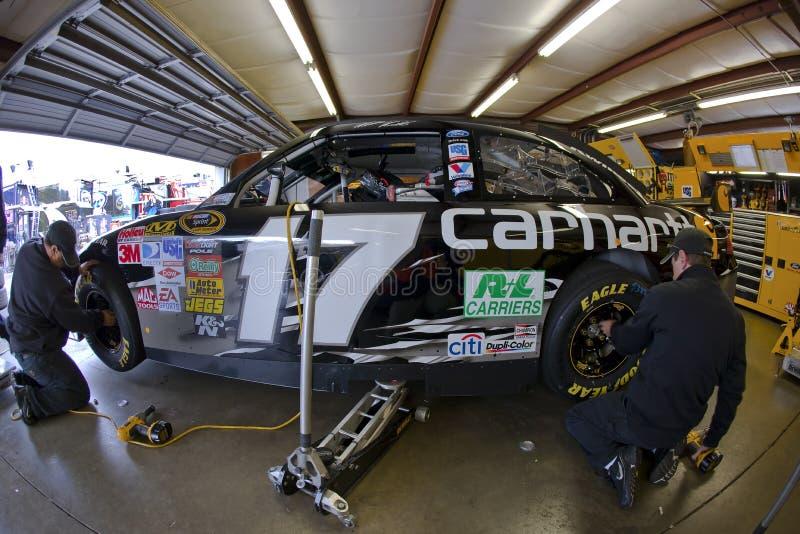 NASCAR: 19 september Sylvania 300 stock afbeelding