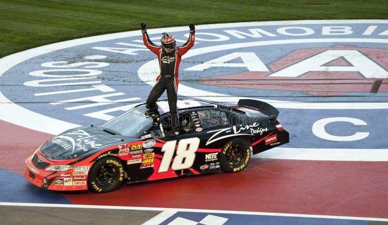 NASCAR : 20 février Stater Bros 300 photo libre de droits