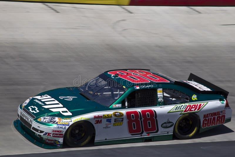 NASCAR: 20 het Ras van de Nacht van de Hulpmiddelen Irwin van augustus stock foto