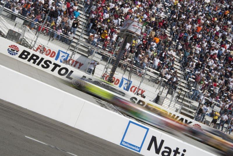 NASCAR: 20 marzo Jeff Byrd 500 fotografia stock