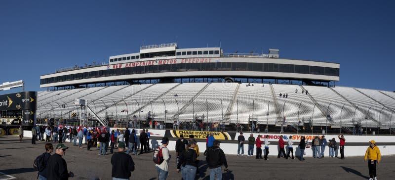 NASCAR: 20 september Sylvania 300 stock foto
