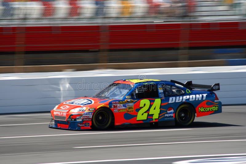 NASCAR - 2008 #24 Gordon RW2 royalty free stock photo