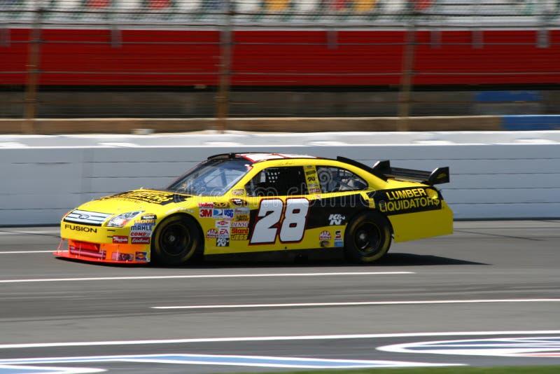NASCAR - 2008 #28 Kvapil LL3 immagine stock libera da diritti