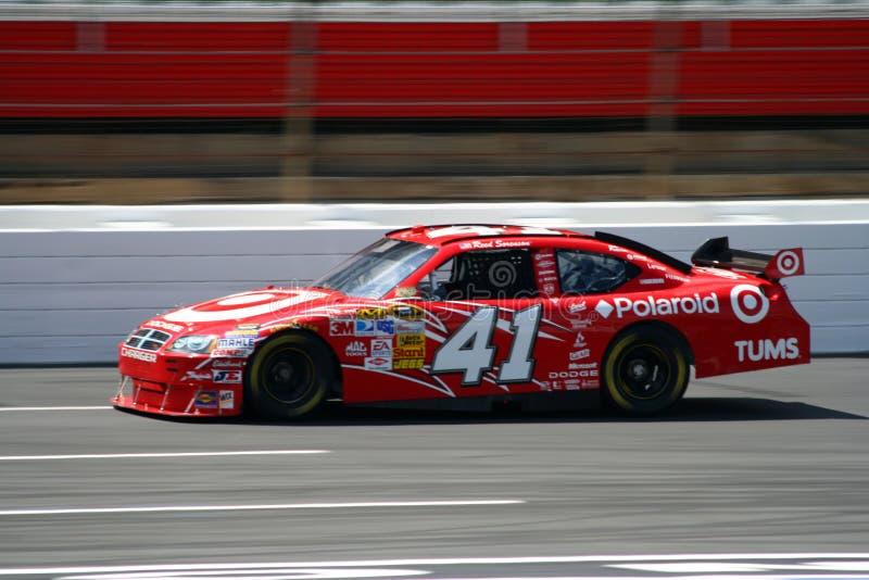 NASCAR - 2008 #41 Sorenson T2 royalty free stock photo