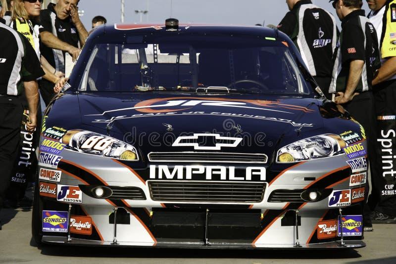 NASCAR 2010 de Impala van Chevy van Al van de Ster Jr van het Dal #88 royalty-vrije stock afbeelding