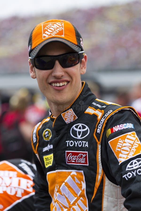 NASCAR 2012: O copo Quicken de Sprint empresta 400 fotos de stock royalty free