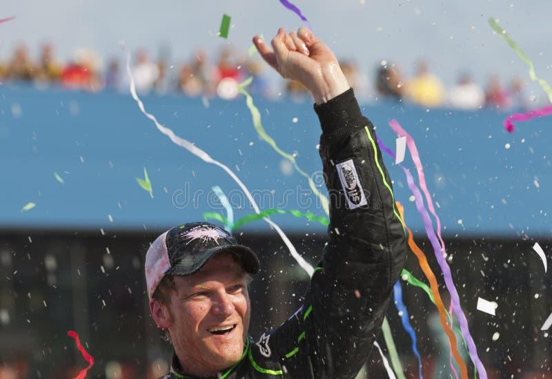 NASCAR 2012: O copo Quicken de Sprint empresta 400 foto de stock