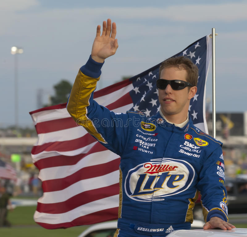 NASCAR 2012: Sprint Cup Series AdvoCare 500 royalty free stock images