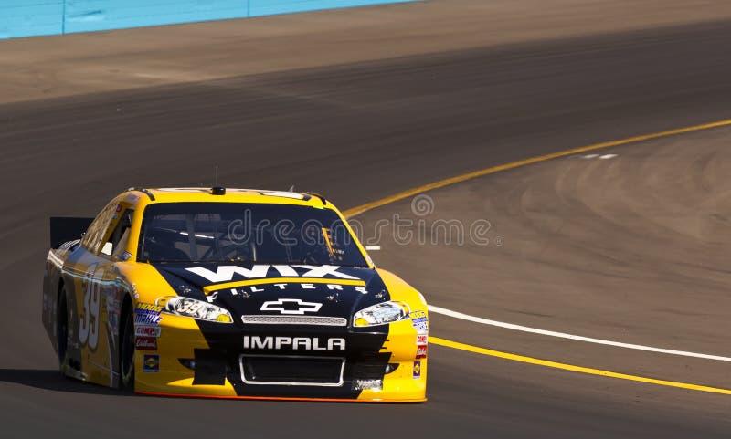 NASCAR 2012: Subway Fresh Fit 500 stock images