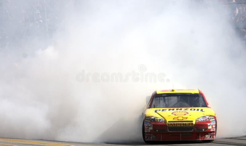 NASCAR: 25. April Aaron 499 stockfotos