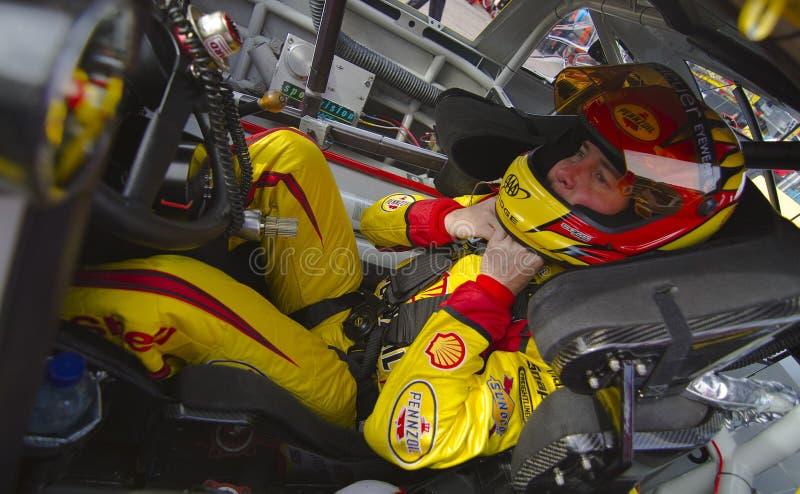 NASCAR: 25 februari Verse Pasvorm 500 van de Metro stock afbeelding