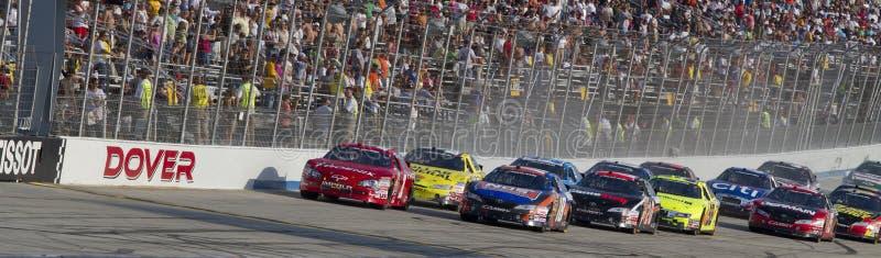 NASCAR: 25 sep Dover 200 royalty-vrije stock foto