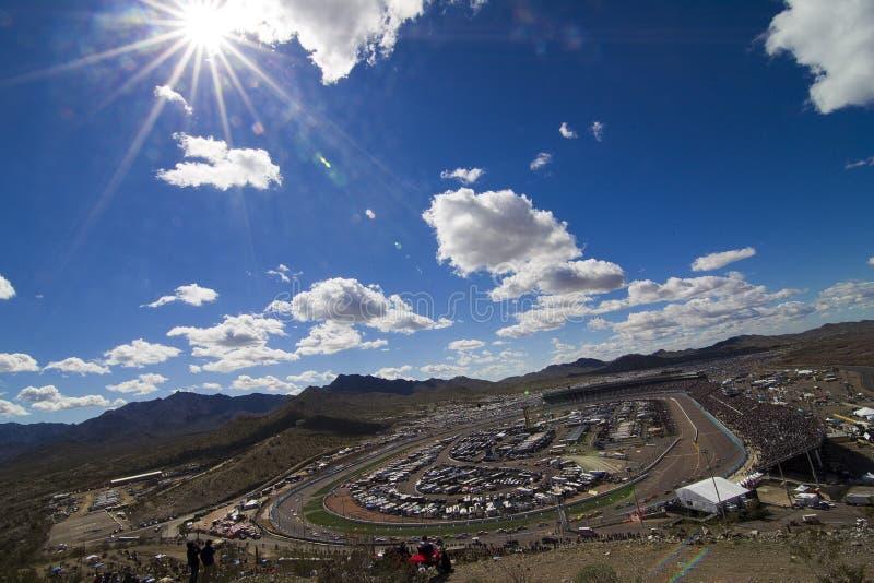 NASCAR: 27 februari Verse Pasvorm 500 van de Metro stock afbeeldingen
