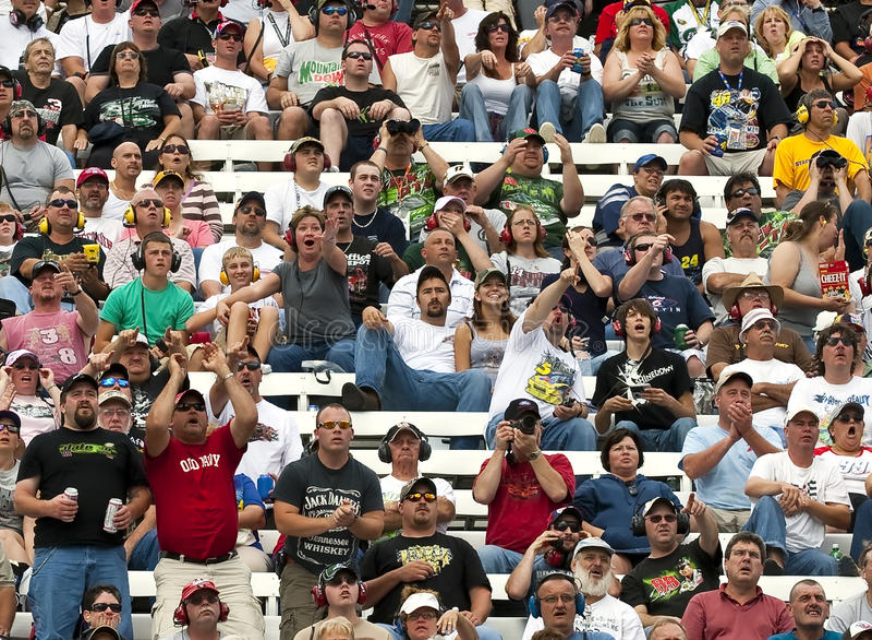 NASCAR: 27. September AAA 400 lizenzfreie stockfotos
