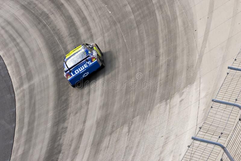 NASCAR: 27 september Amerikaanse club van automobilisten 400 stock foto's