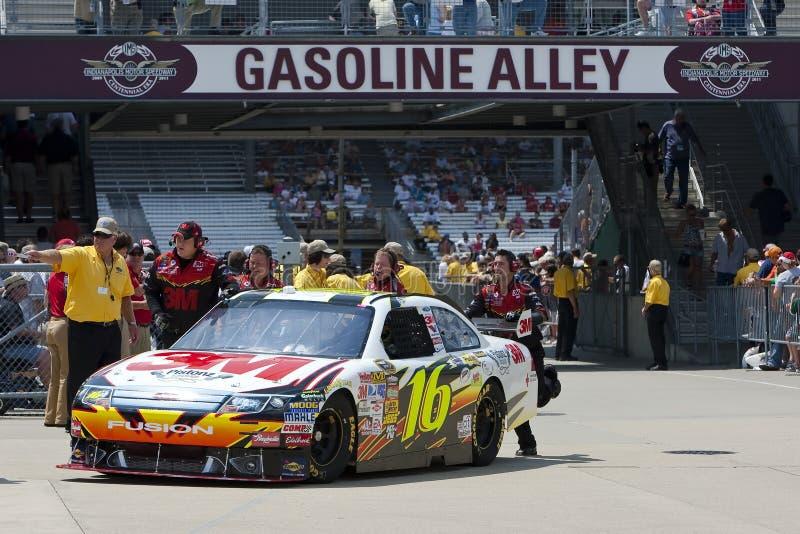 NASCAR: 3M Doorwaadbare plaats Allstate 400 bij Brickyard stock foto's