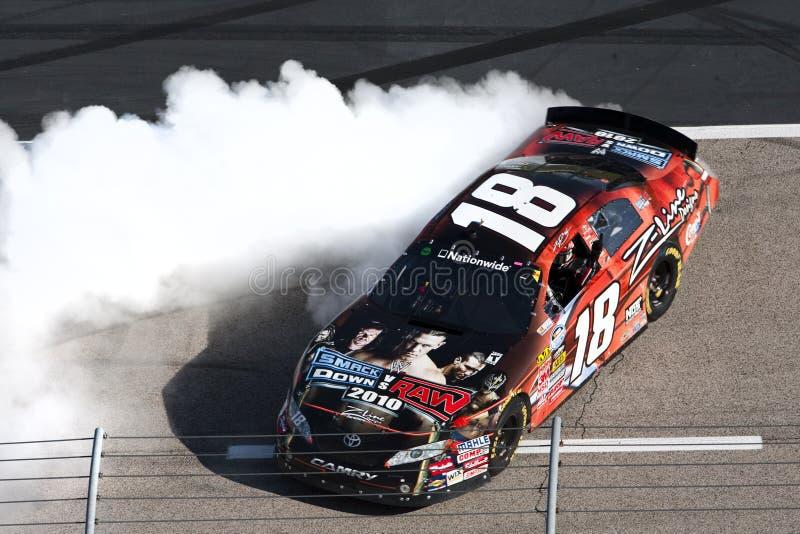 NASCAR: 7 november Uitdaging O'Reilly royalty-vrije stock afbeeldingen