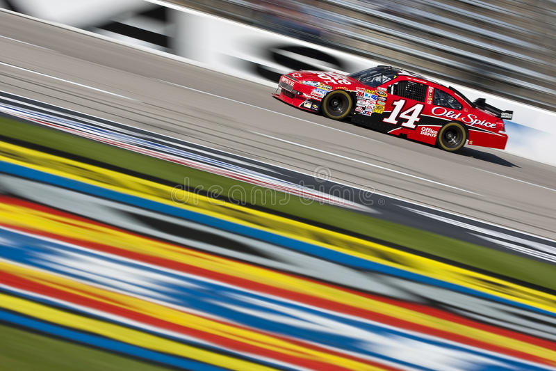 NASCAR: 7. NovemberDickies 500 stockfoto