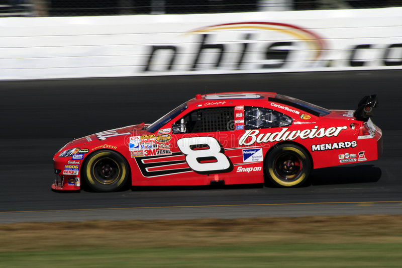 Nascar 8 dale earnhardt jr editorial photography for What motor does nascar use