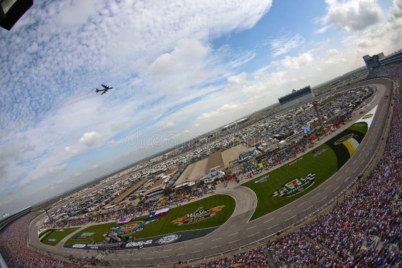 NASCAR: 8 november Dickies 500 royalty-vrije stock foto's