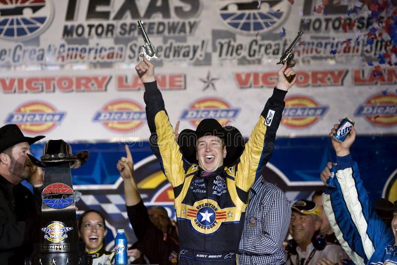 NASCAR: 8 november Dickies 500 stock foto
