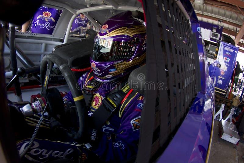 NASCAR: Apr 29 Matt Kenseth stock image