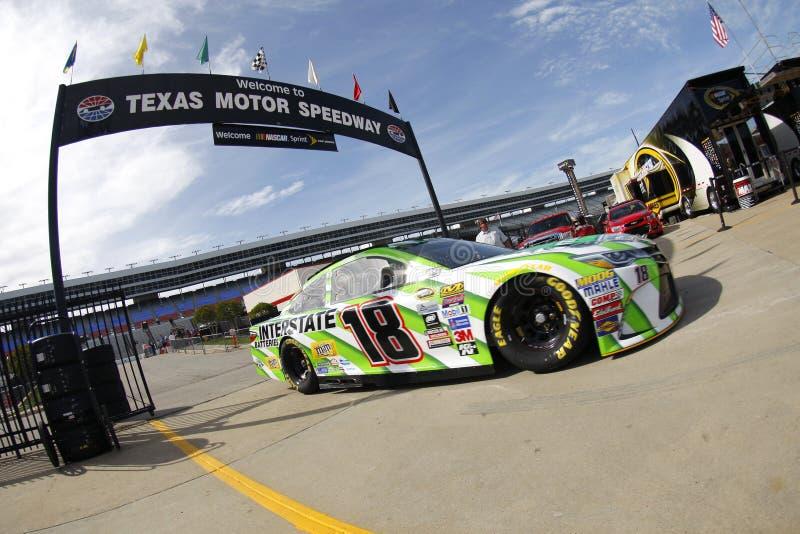 NASCAR: Am 7. April Duck Commander 500 lizenzfreie stockfotografie