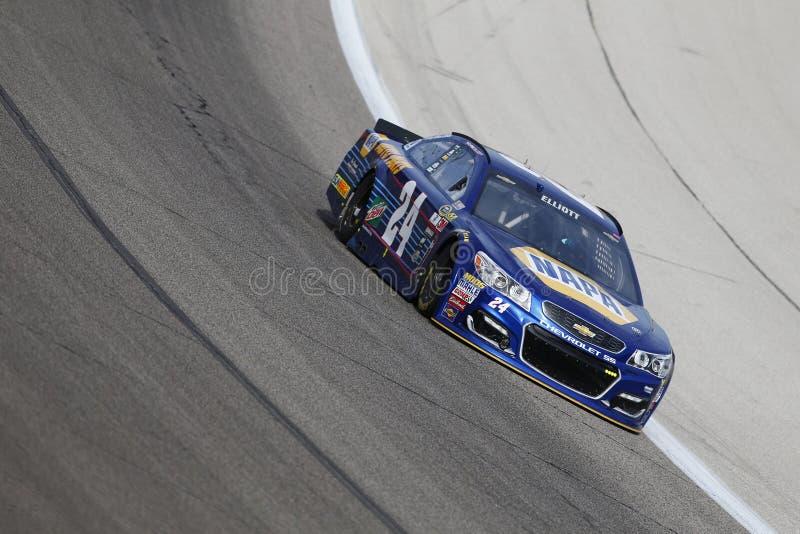 NASCAR: Am 7. April Duck Commander 500 lizenzfreies stockfoto