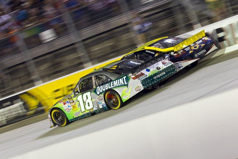NASCAR: Aug 21 Irwin Tools Night Race royalty free stock photography