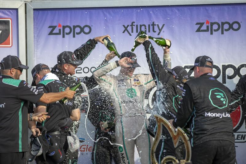 NASCAR: August 03 Zippo 200 royalty free stock images