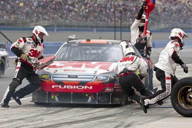 NASCAR: Auto clube 500 fevereiro de 21 fotos de stock