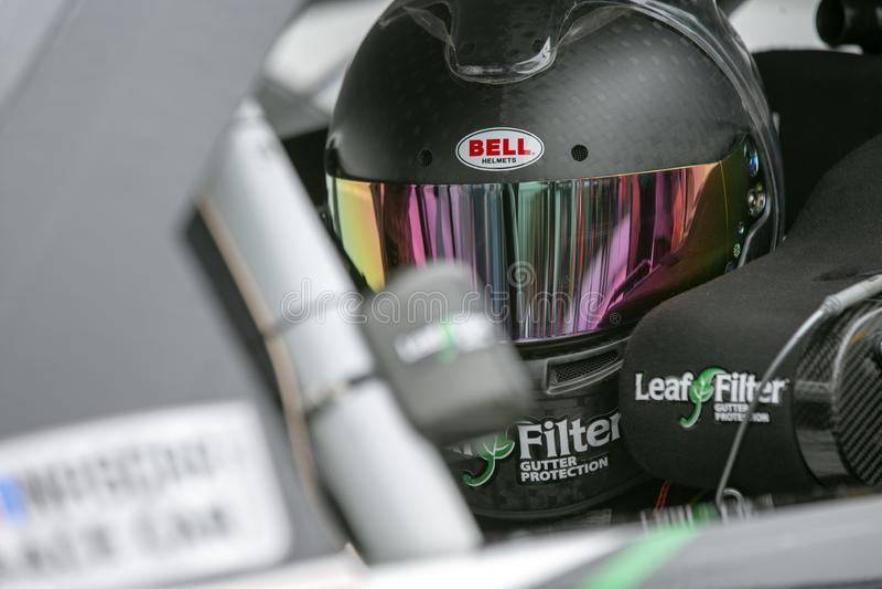 NASCAR : Bâtiments en acier alliés 200 du 4 mai images libres de droits