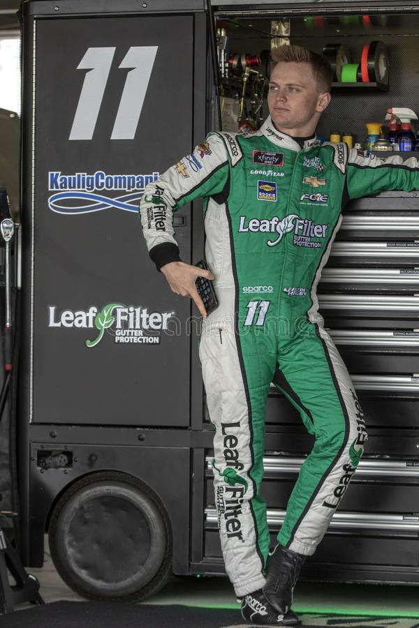 NASCAR : B?timents en acier alli?s 200 du 3 mai image stock