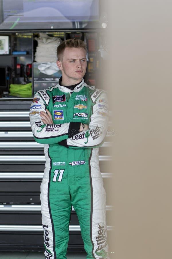 NASCAR : B?timents en acier alli?s 200 du 3 mai photographie stock libre de droits