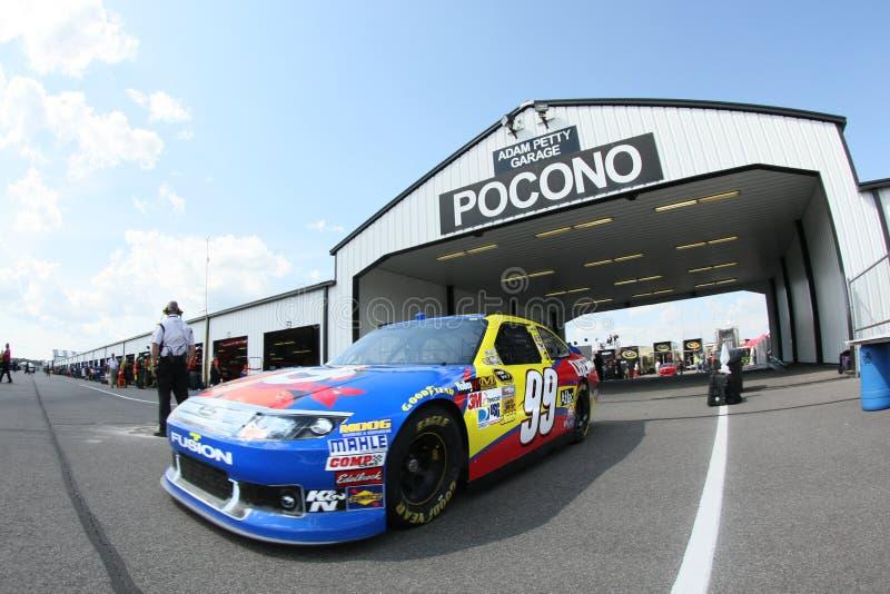 NASCAR : Carl Edwards photographie stock