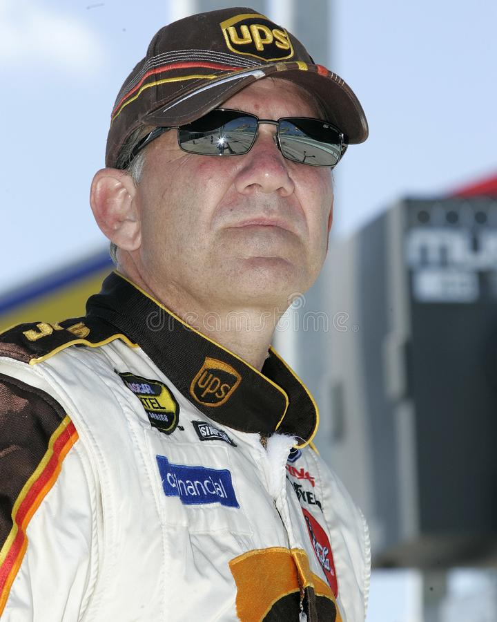 NASCAR Champion Dale Jarrett royalty free stock images