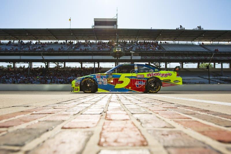 NASCAR: Chevrolet Allstate 400 van Kellog stock foto's