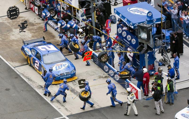 NASCAR: Cidade 500 do alimento março de 21 imagens de stock royalty free