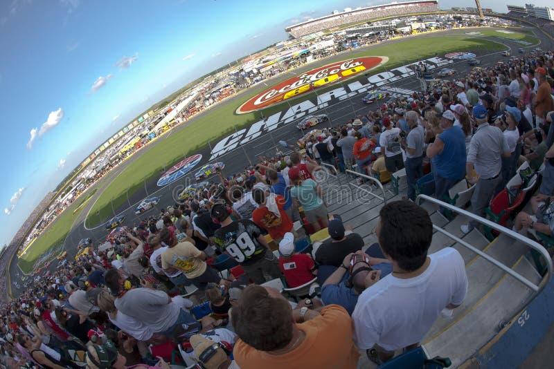 NASCAR : Coca-cola 600 du 30 mai photo stock