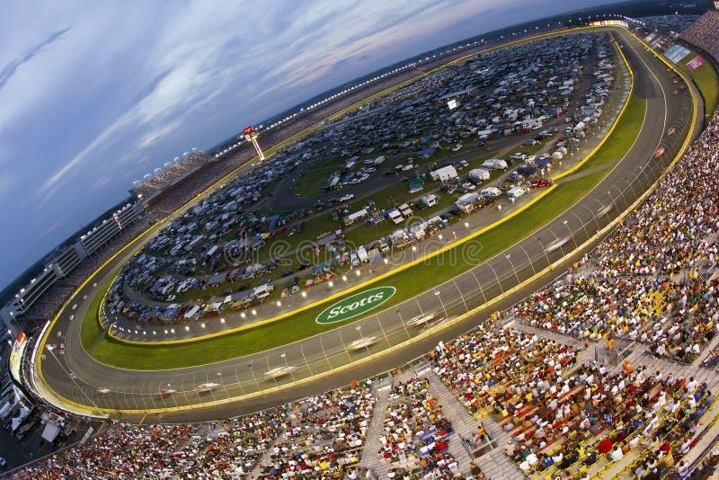 NASCAR: Coca-cola 600 maio de 30 imagem de stock