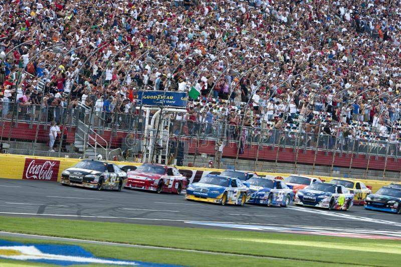 NASCAR: Coca-cola 600 maio de 30 foto de stock