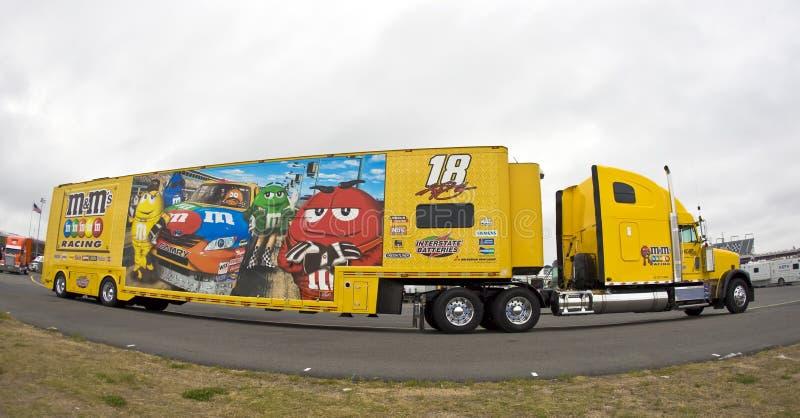 NASCAR : Coca-cola de série de cuvette de Sprint le 21 mai 600 image libre de droits